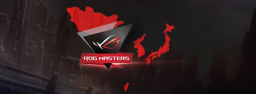 Resultado de imagen de rog masters