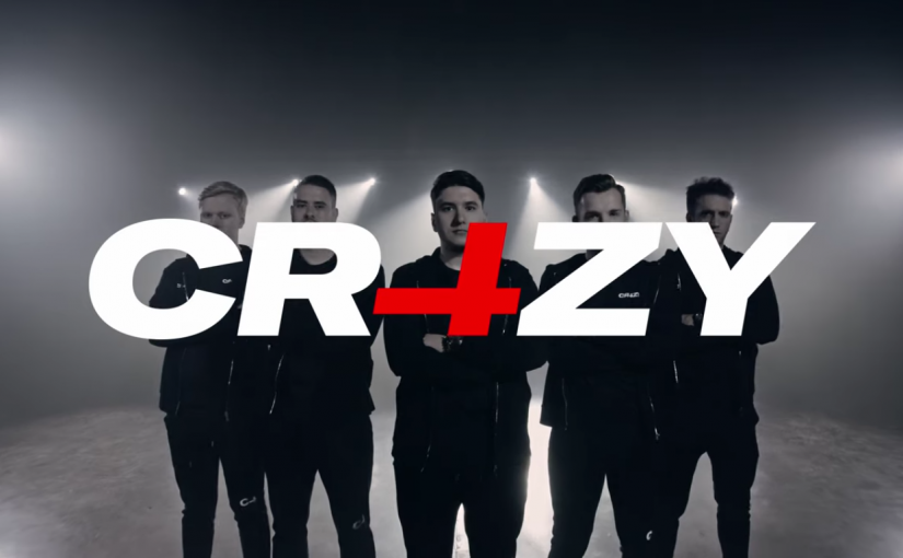 CR4ZY will play on Berlin Major 2019