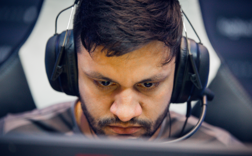 """Fer on kNgV‑: """"Fans see him as the savior of the MIBR, but he knows that it's not."""""""