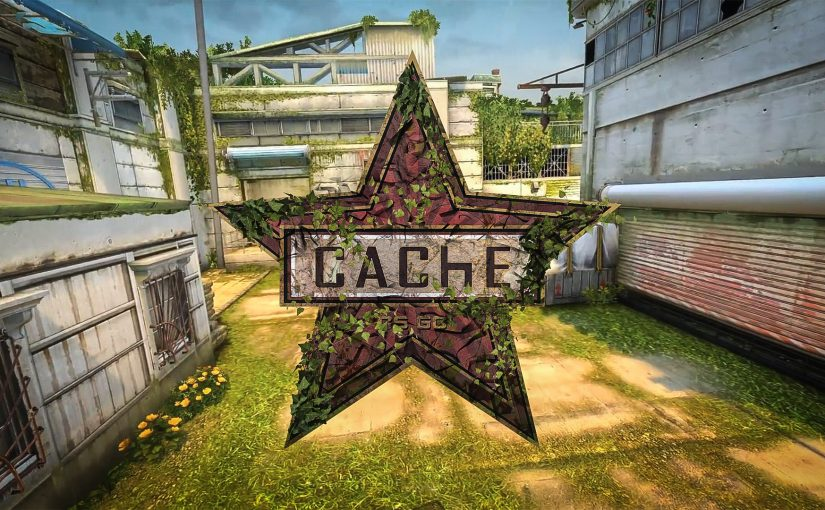 Cache creators will fix the map on the advice of professional players