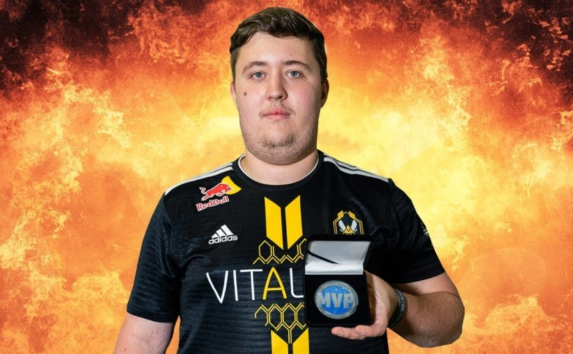 ZywOo becomes DreamHack Masters Malmö's most valuable player 2019
