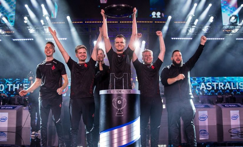 Astralis. Victory at IEM and the fight for Intel Grand Slam Season 3