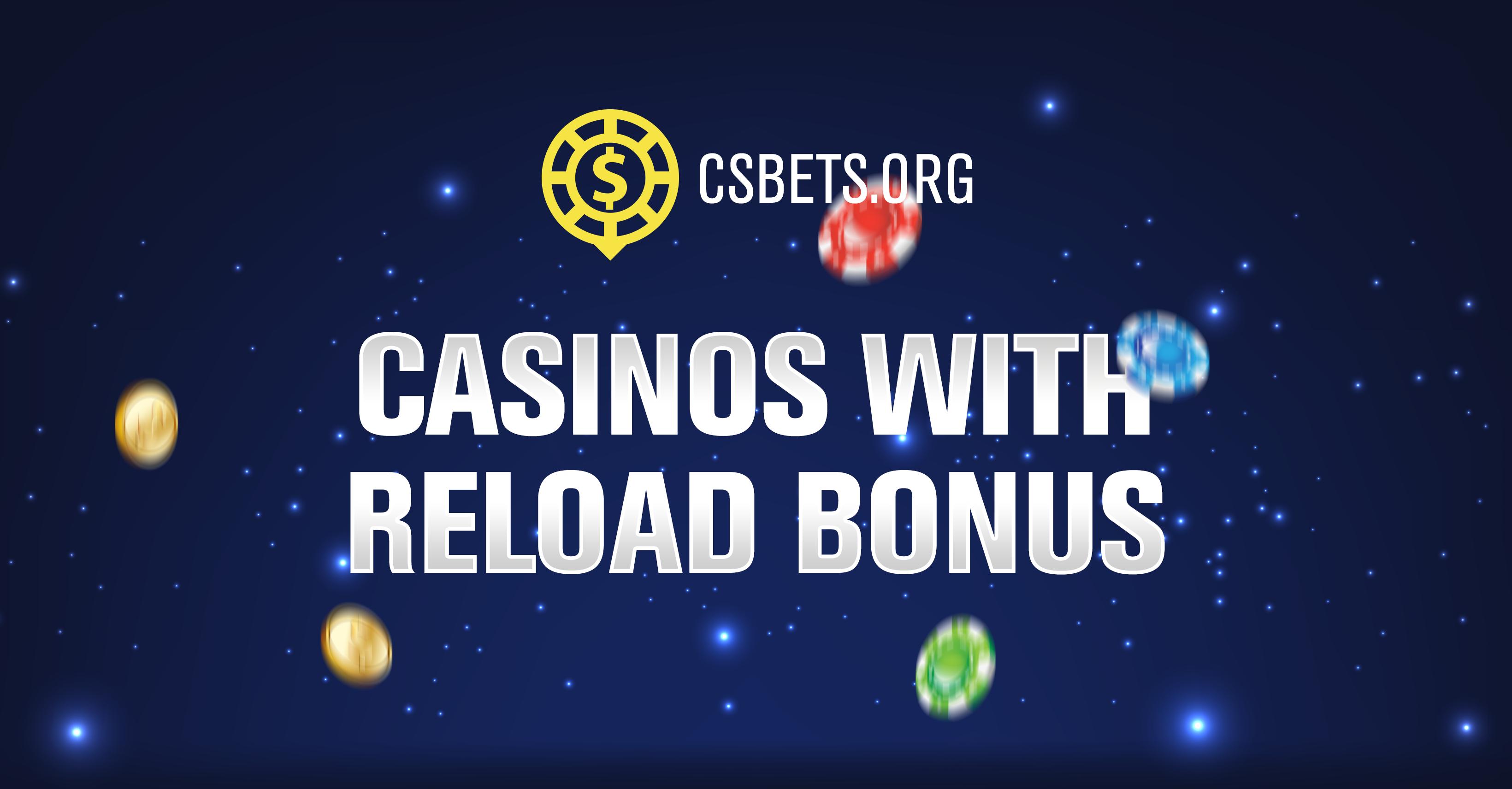 888 Casino Reload Bonus