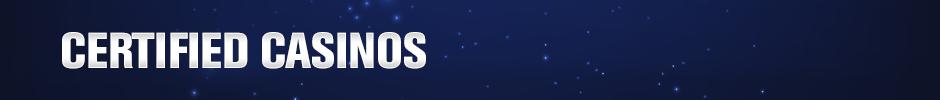 certified casinos - csbets.org