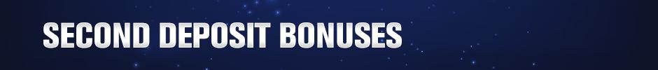 second deposit casino bonuses - csbets.org